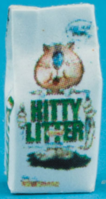 Half Inch Scale Kitty Litter