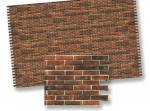 Antique Brick Look Paper