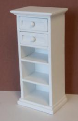 Ashley White Storage Cabinet
