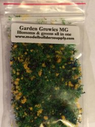 Garden Growies in Marigold
