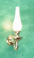 Hurricane Wall Sconce Gold Finish