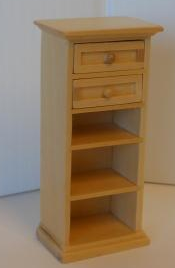 Ashley Oak Storage Cabinet