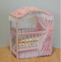 Canopy Crib Kit