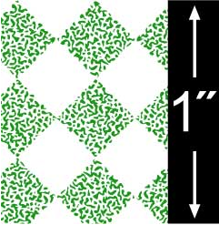 Tile Paper in Green
