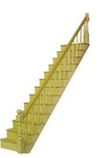 Straight Staircase Kit