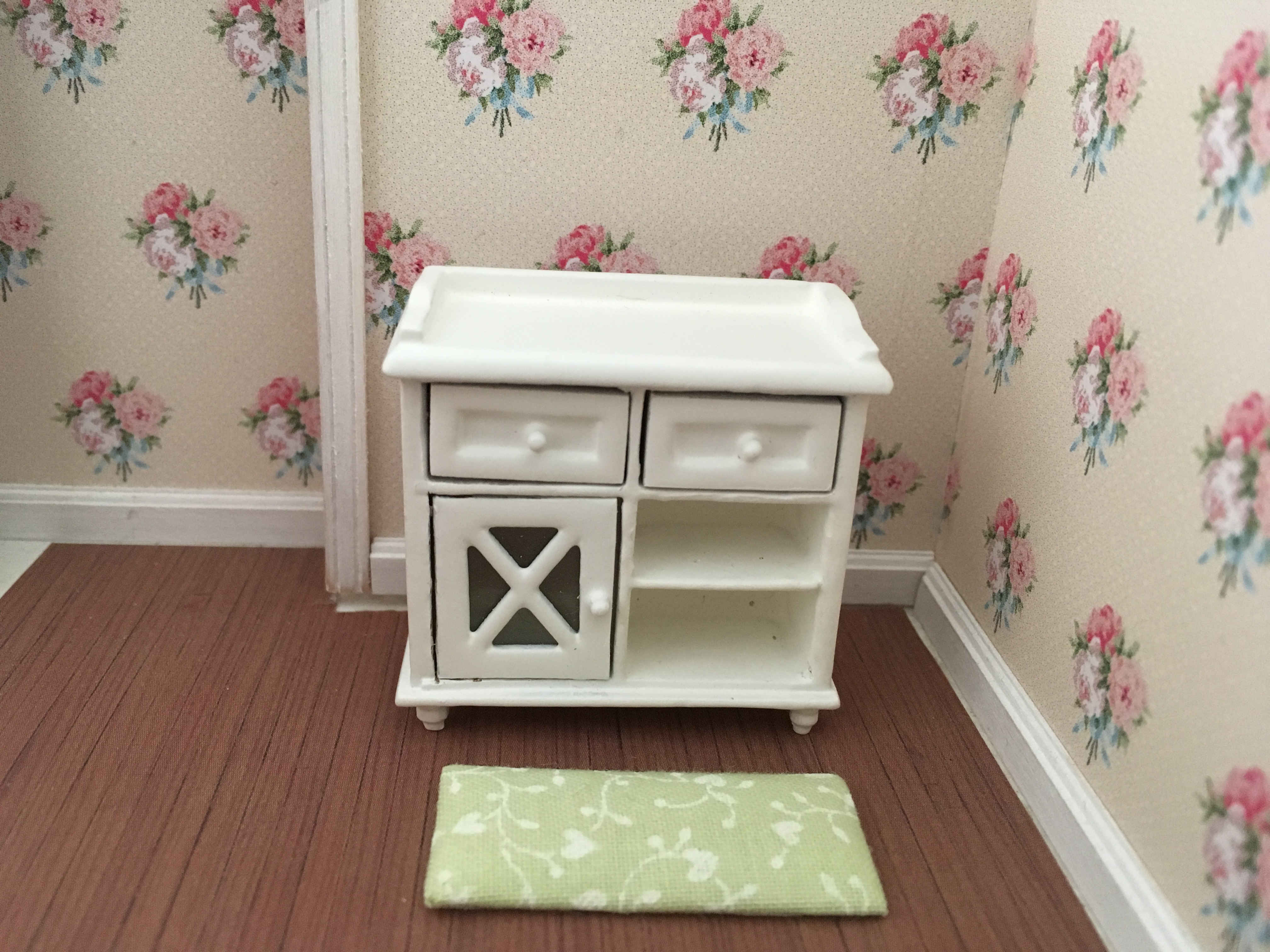 White Changing Table or Whatever you choose! - Click Image to Close